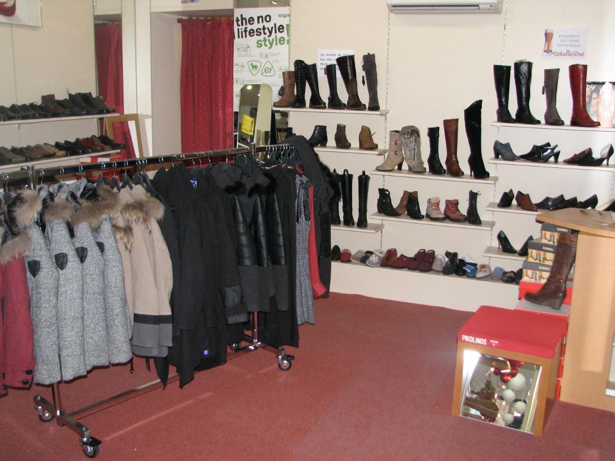 boutique chaussures bonnemaire