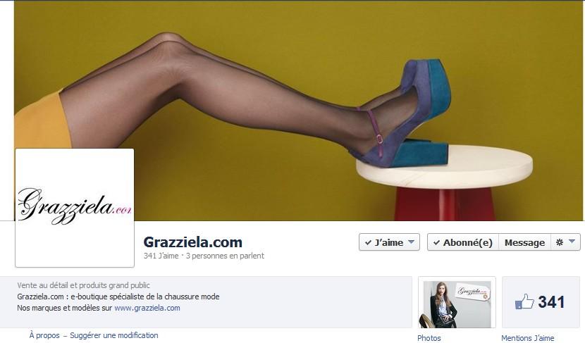 facebook grazziela