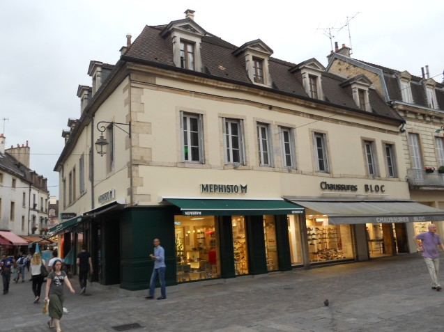 magasin chaussures mephisto shop dijon