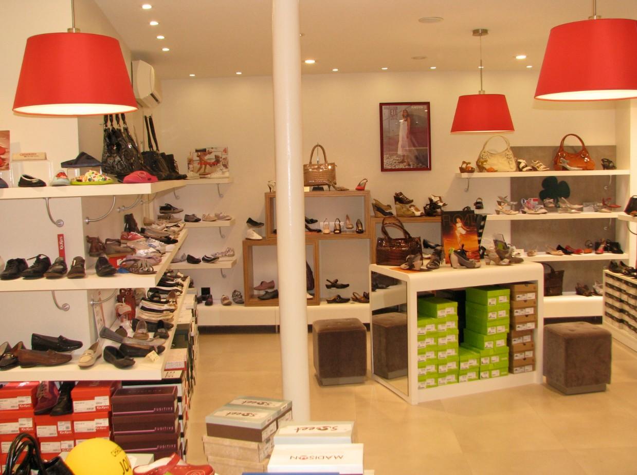 chaussures boutique joulia