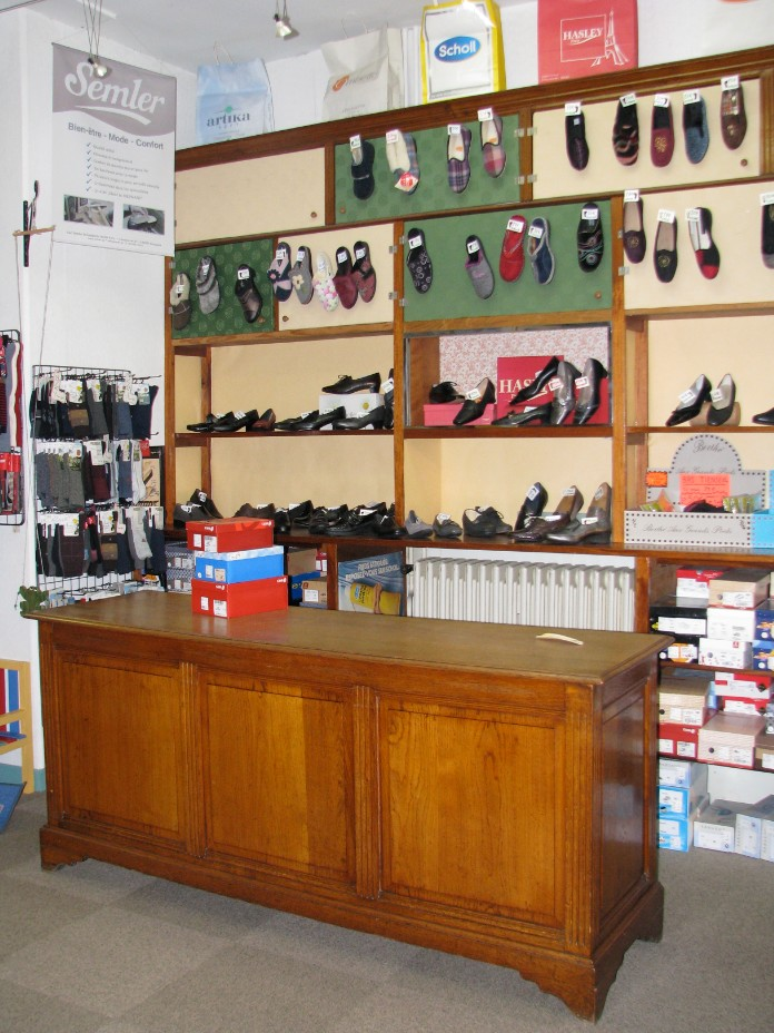 boutique chaussures thellier vandenbroucke
