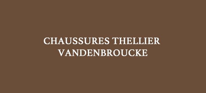 Chaussures Thellier Vandenbroucke