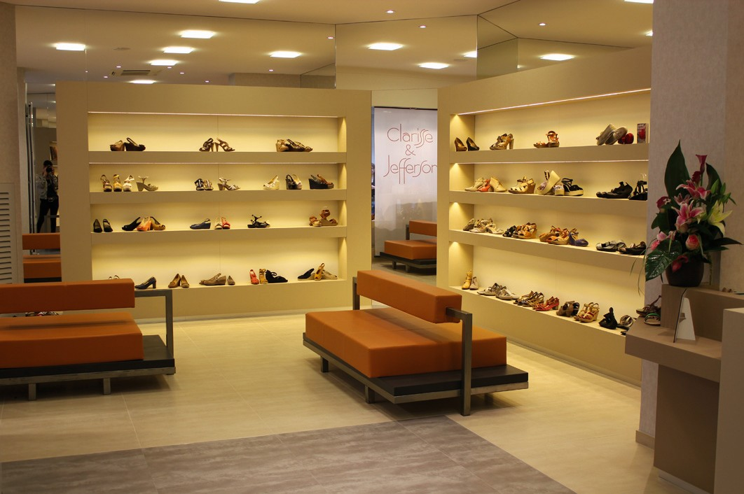 magasin chaussures clarisse jefferson
