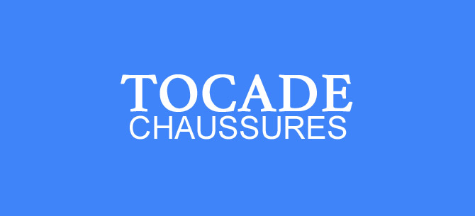 Chaussures Tocade
