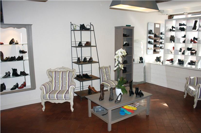 boutique de chaussures ivan.a chausseur