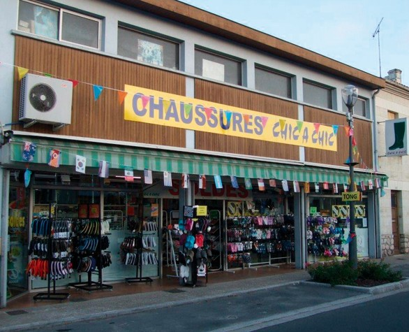 chaussures chic a chic