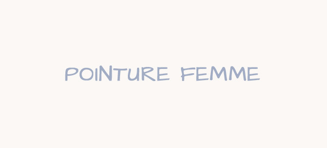 Pointure Femme
