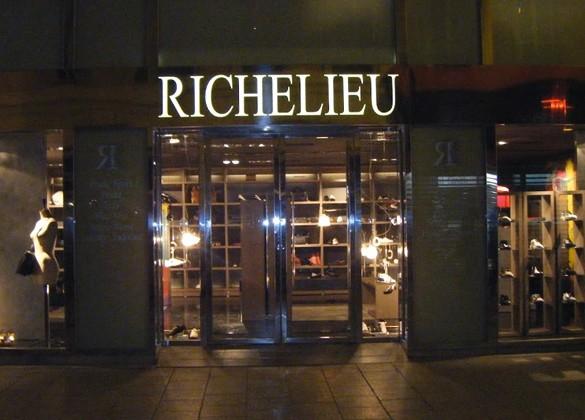 richelieu chausseur