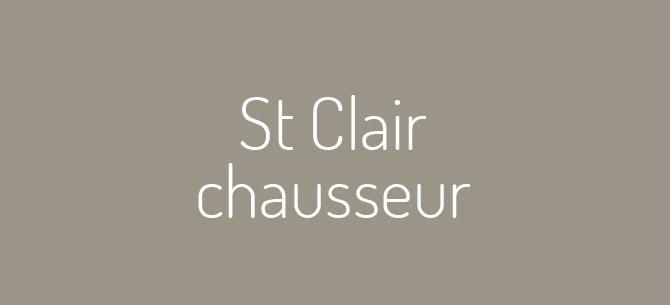 Saint Clair Chausseur