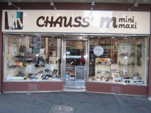 magasin chauss mini maxi