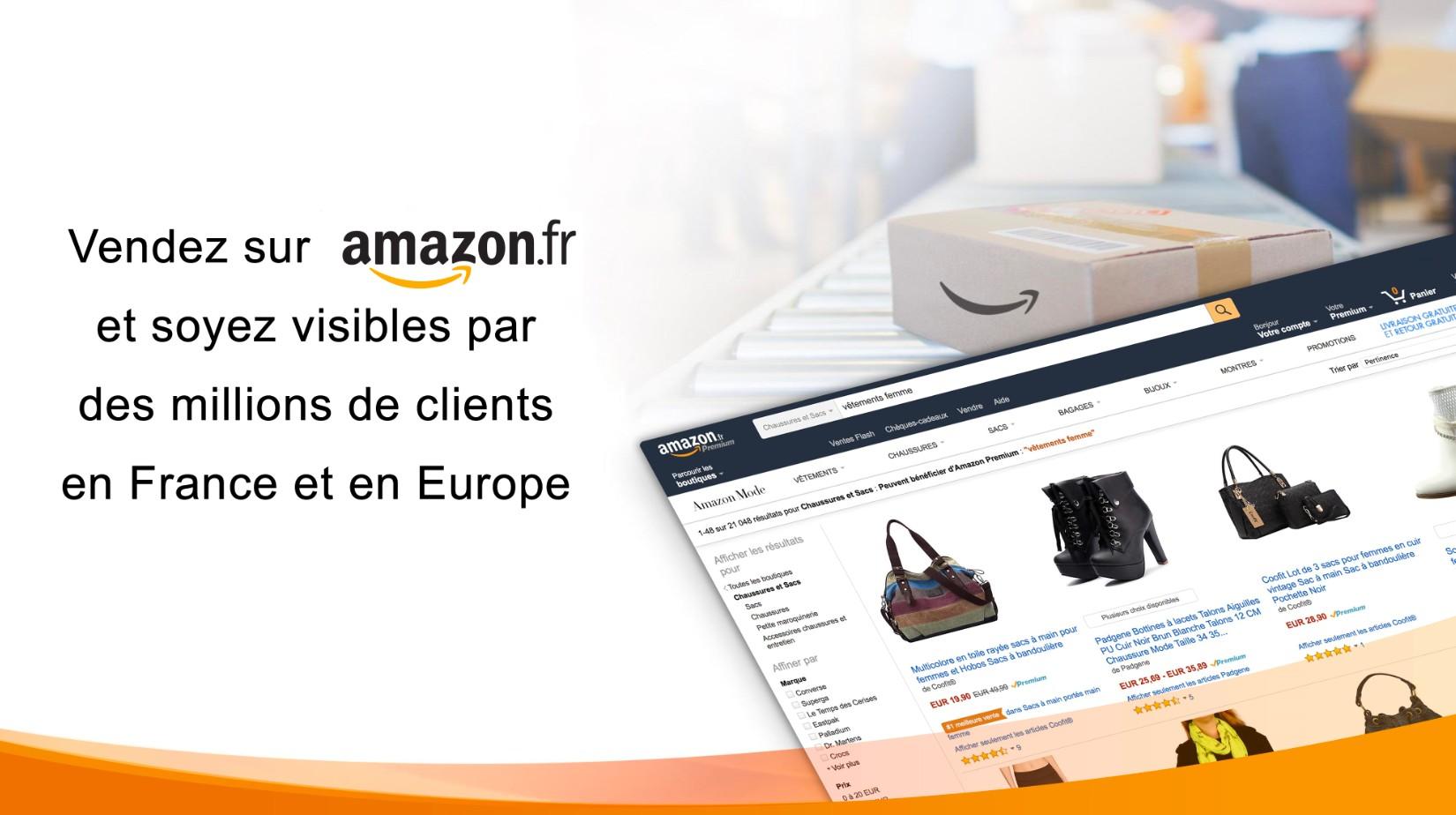 vendre sur amazon.fr