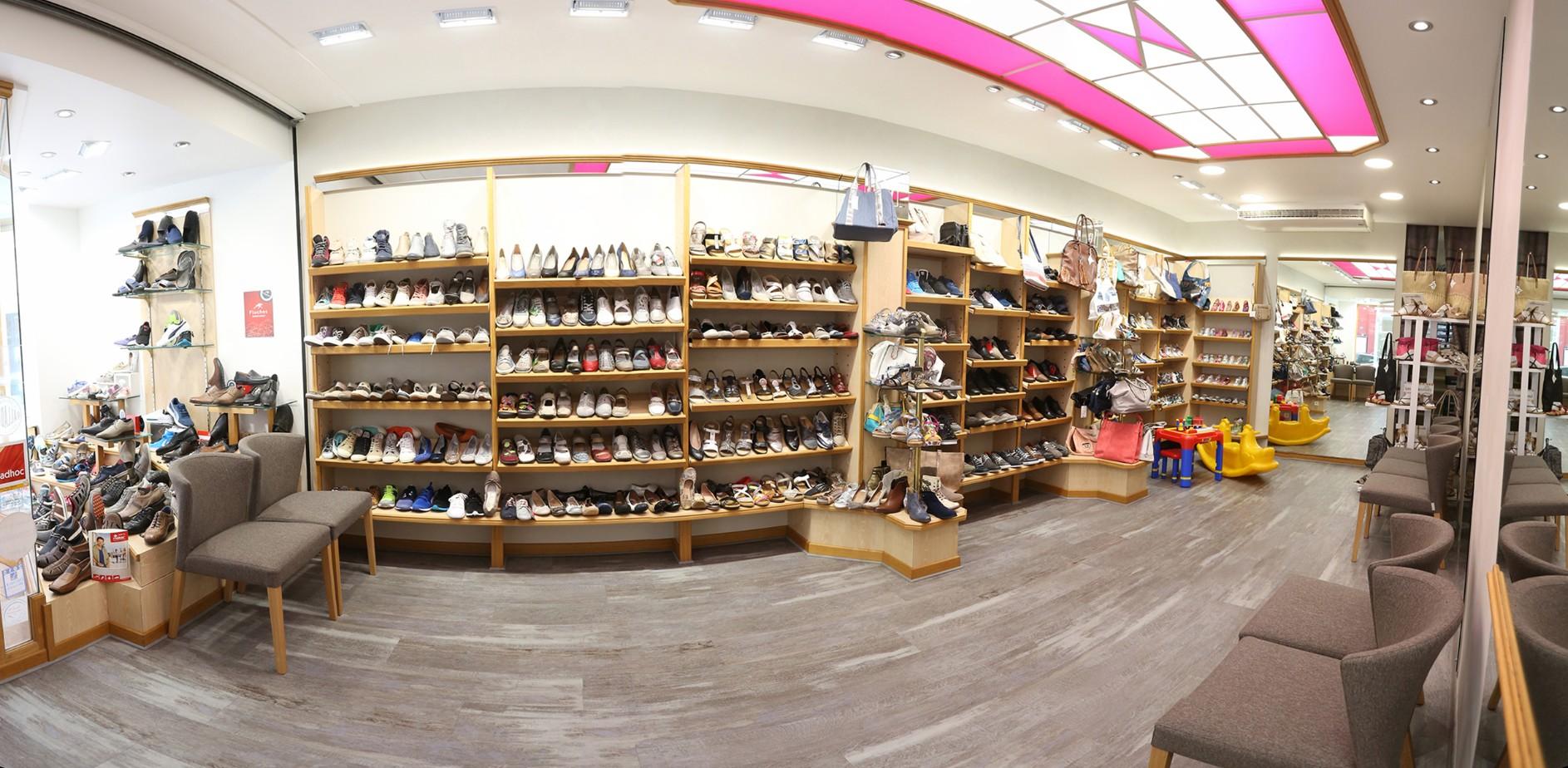 boutique chaussures jusselme