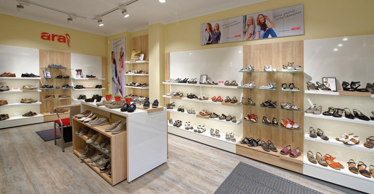 Ara shop valenciennes vega stiac logiciel caisse - Magasin chaussure valenciennes ...