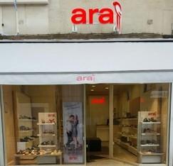 boutique chaussures ara valenciennes