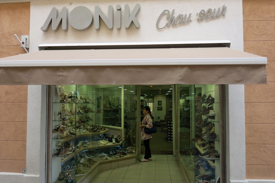 magasin Monik Chaussures