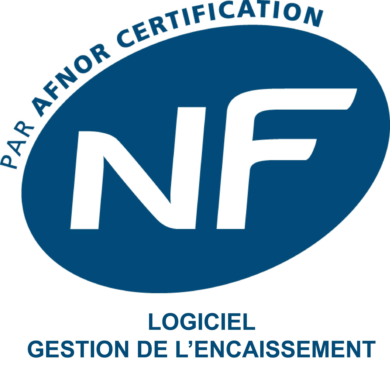 certification logiciel nf525