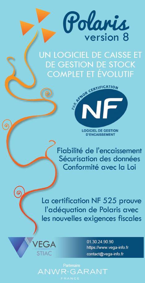 logiciel caisse nf525